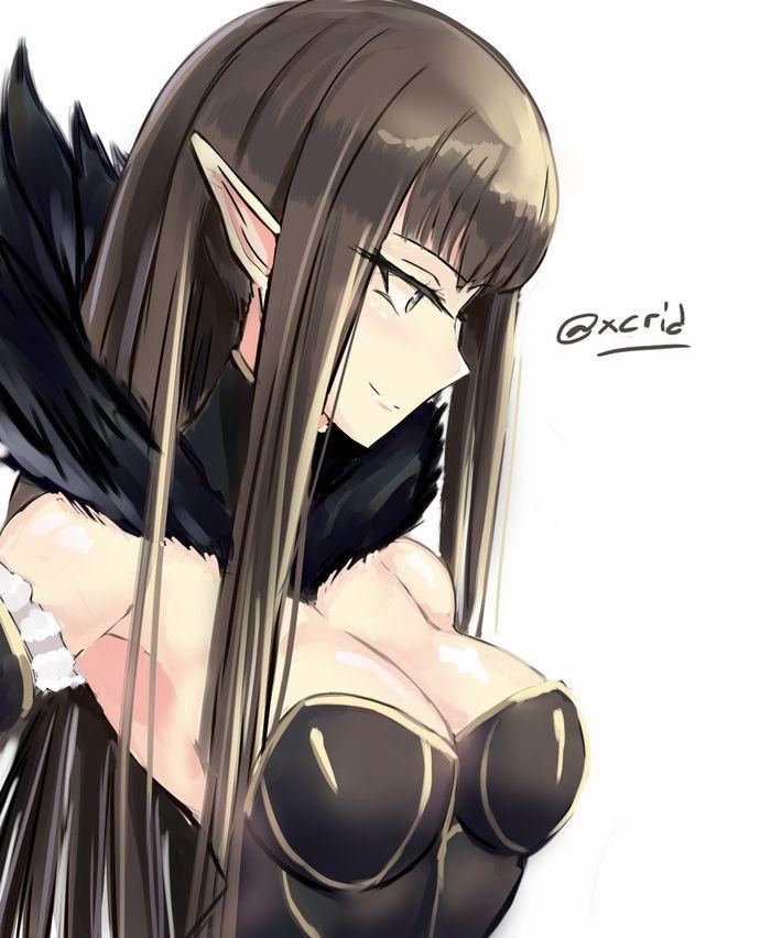 【Fate/Apocrypha】セミラミスのエロ画像【18】
