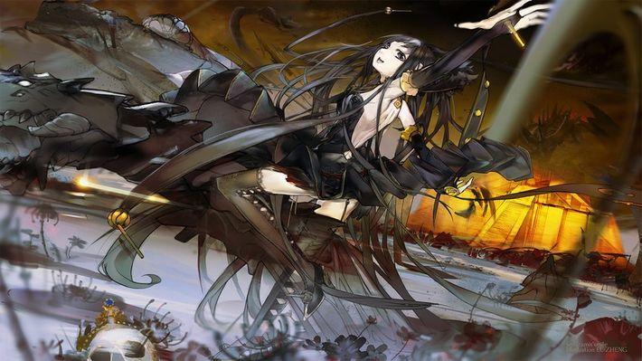 【Fate/Apocrypha】セミラミスのエロ画像【26】