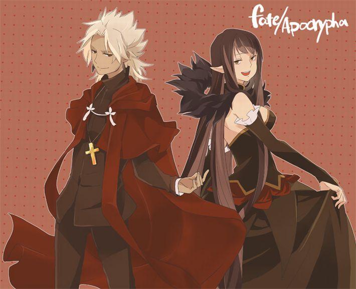 【Fate/Apocrypha】セミラミスのエロ画像【39】