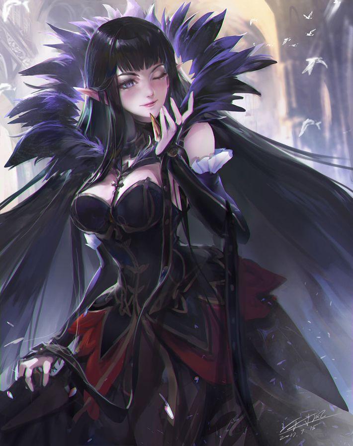 【Fate/Apocrypha】セミラミスのエロ画像【42】