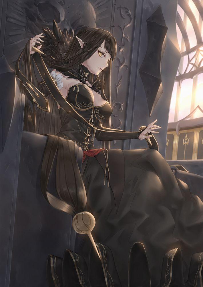 【Fate/Apocrypha】セミラミスのエロ画像【45】