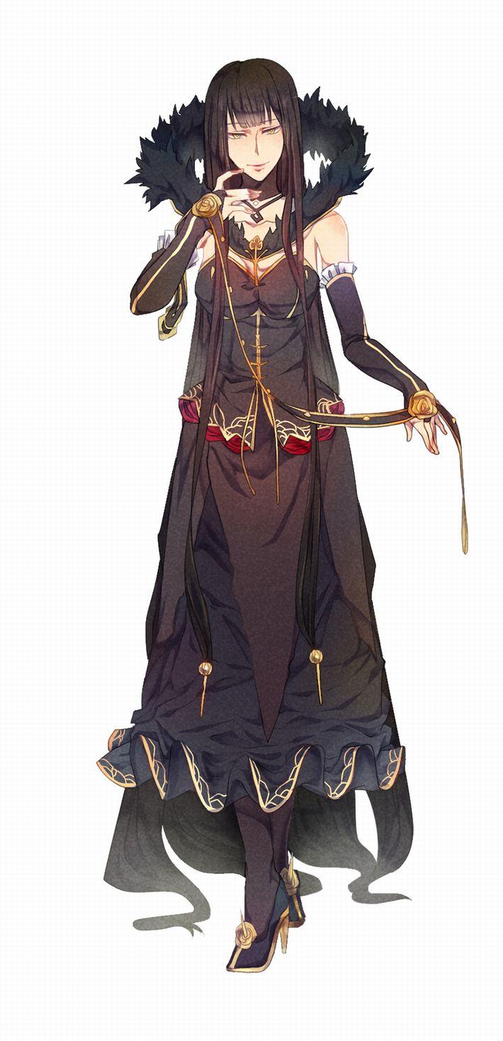 【Fate/Apocrypha】セミラミスのエロ画像【47】