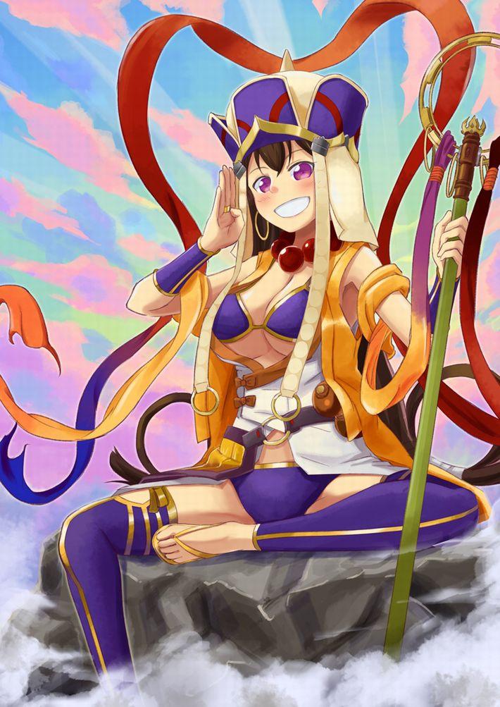 【Fate/GrandOrder】玄奘三蔵(げんじょうさんぞう)のエロ画像【13】