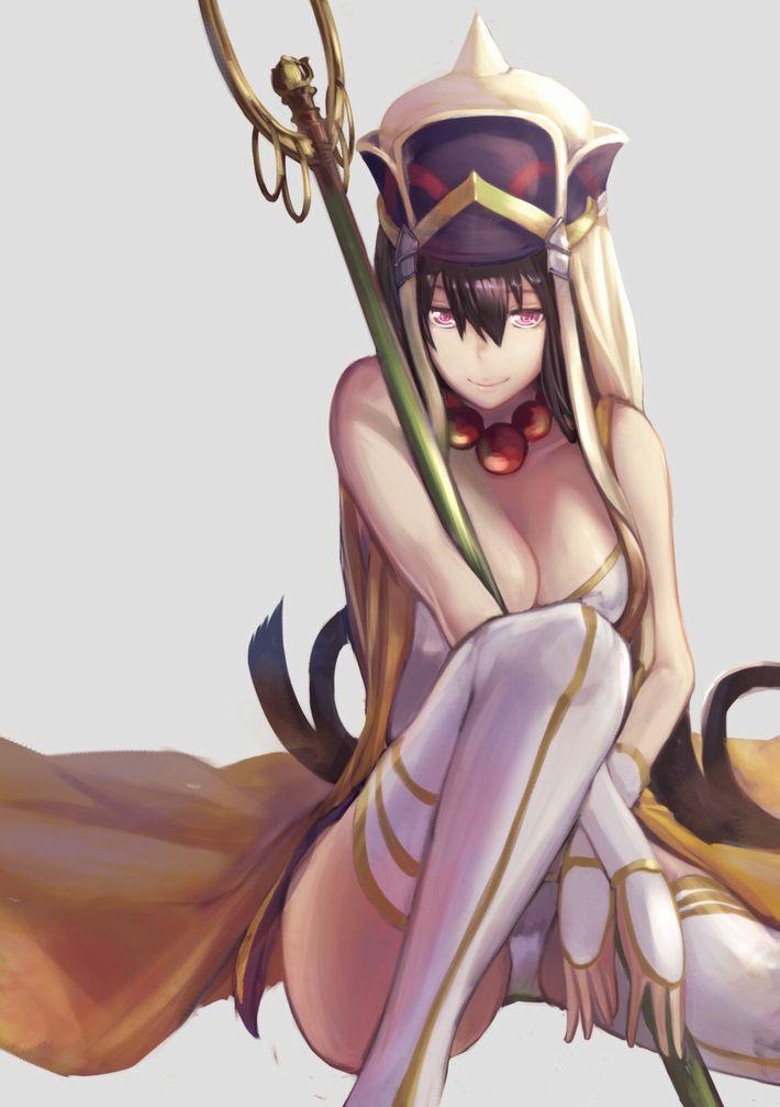 【Fate/GrandOrder】玄奘三蔵(げんじょうさんぞう)のエロ画像【48】