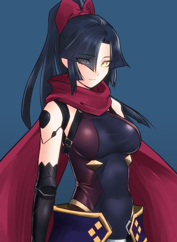 【Fate/GrandOrder】加藤段蔵(かとうだんぞう)のエロ画像【3】
