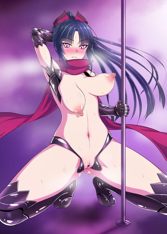 【Fate/GrandOrder】加藤段蔵(かとうだんぞう)のエロ画像【4】