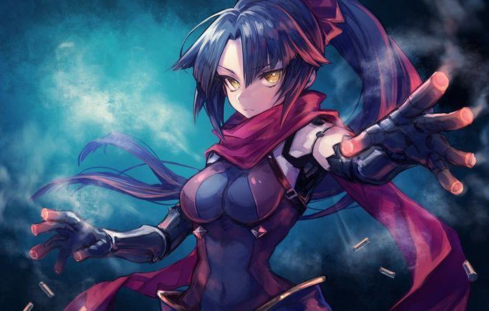 【Fate/GrandOrder】加藤段蔵(かとうだんぞう)のエロ画像【5】