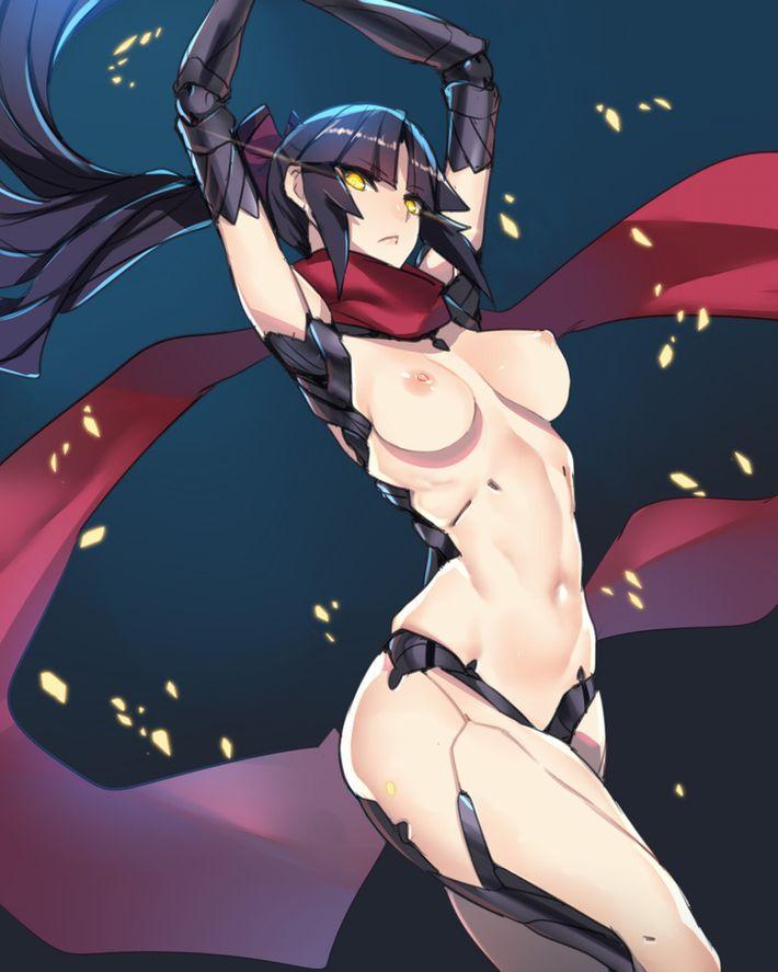 【Fate/GrandOrder】加藤段蔵(かとうだんぞう)のエロ画像【7】