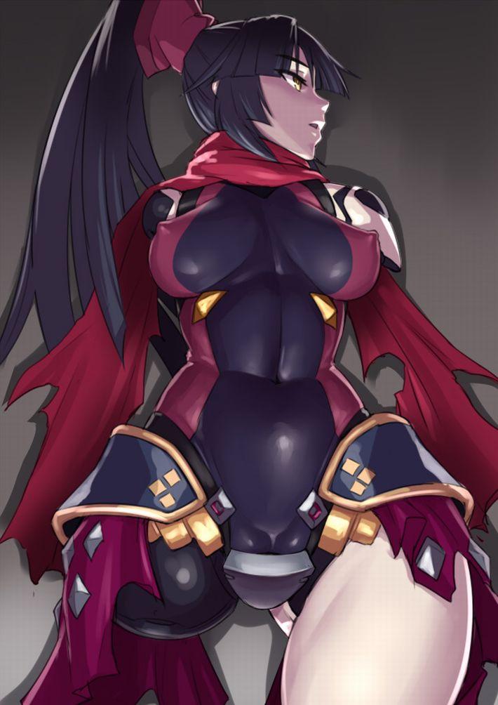 【Fate/GrandOrder】加藤段蔵(かとうだんぞう)のエロ画像【8】
