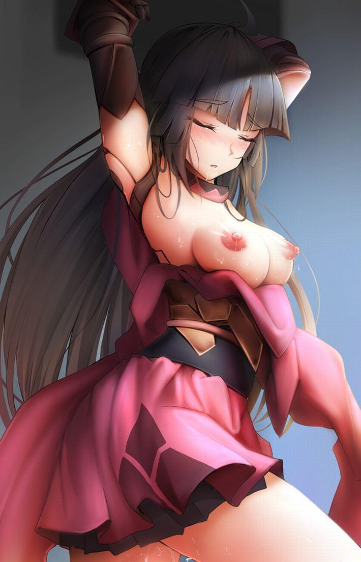 【Fate/GrandOrder】加藤段蔵(かとうだんぞう)のエロ画像【10】