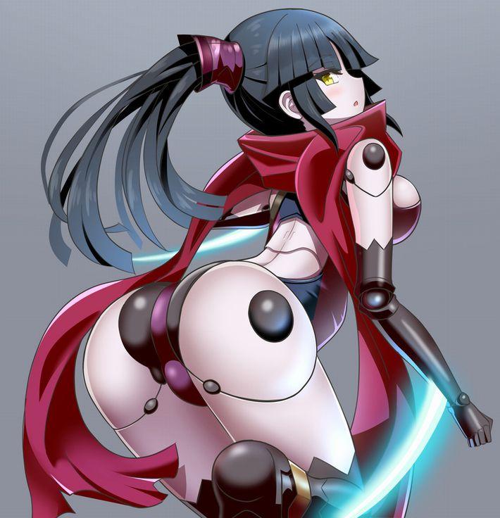【Fate/GrandOrder】加藤段蔵(かとうだんぞう)のエロ画像【16】