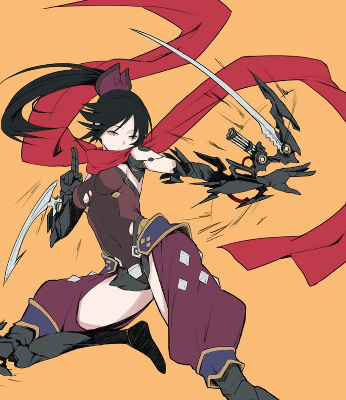 【Fate/GrandOrder】加藤段蔵(かとうだんぞう)のエロ画像【28】