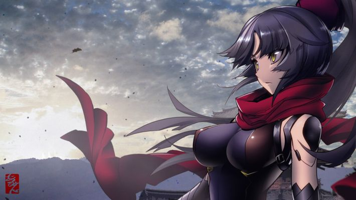 【Fate/GrandOrder】加藤段蔵(かとうだんぞう)のエロ画像【29】