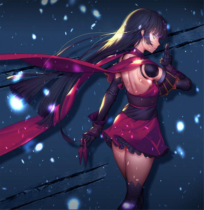 【Fate/GrandOrder】加藤段蔵(かとうだんぞう)のエロ画像【32】