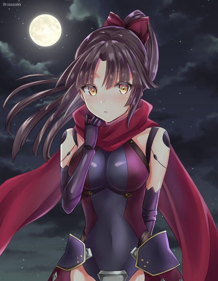【Fate/GrandOrder】加藤段蔵(かとうだんぞう)のエロ画像【35】