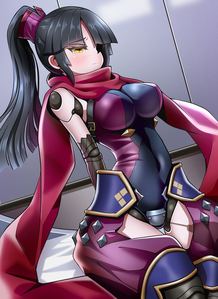 【Fate/GrandOrder】加藤段蔵(かとうだんぞう)のエロ画像【36】
