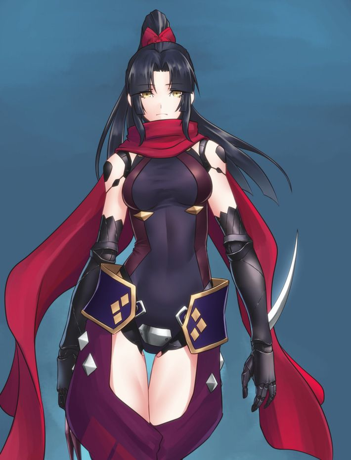 【Fate/GrandOrder】加藤段蔵(かとうだんぞう)のエロ画像【40】