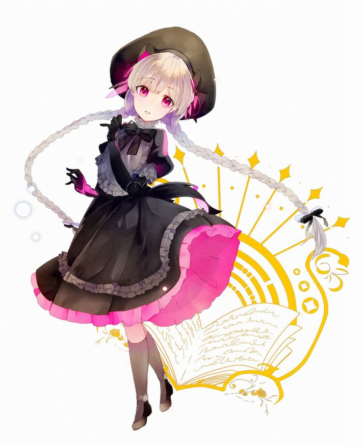【Fate/GrandOrder】ナーサリー・ライム(アリス)のエロ画像【4】