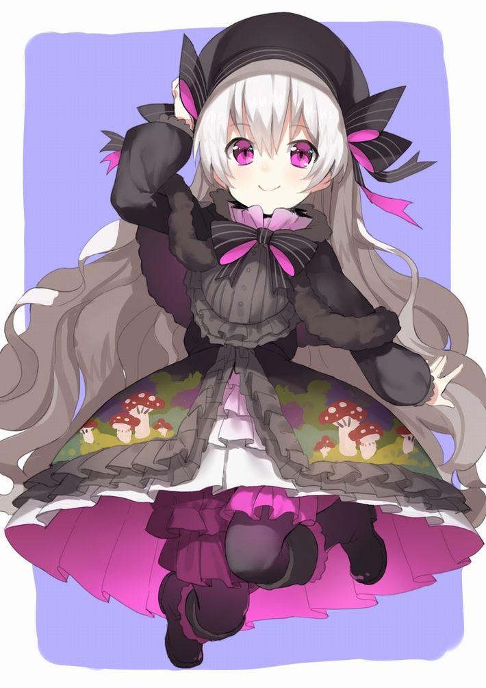 【Fate/GrandOrder】ナーサリー・ライム(アリス)のエロ画像【24】