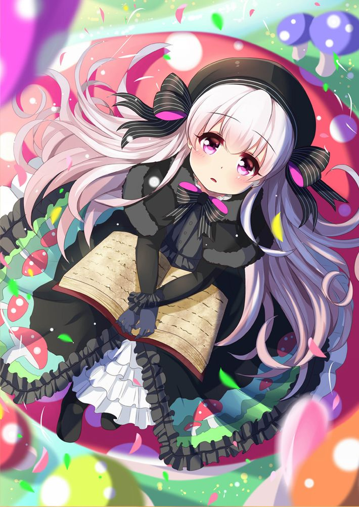【Fate/GrandOrder】ナーサリー・ライム(アリス)のエロ画像【25】