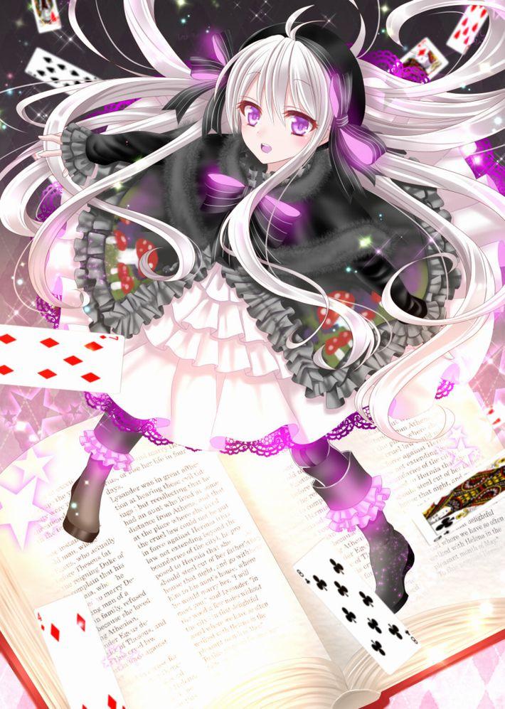【Fate/GrandOrder】ナーサリー・ライム(アリス)のエロ画像【46】