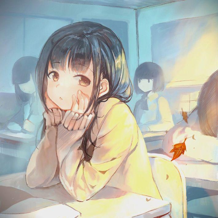 【生々しい】女子高生の日常って雰囲気の微エロな二次エロ画像【24】