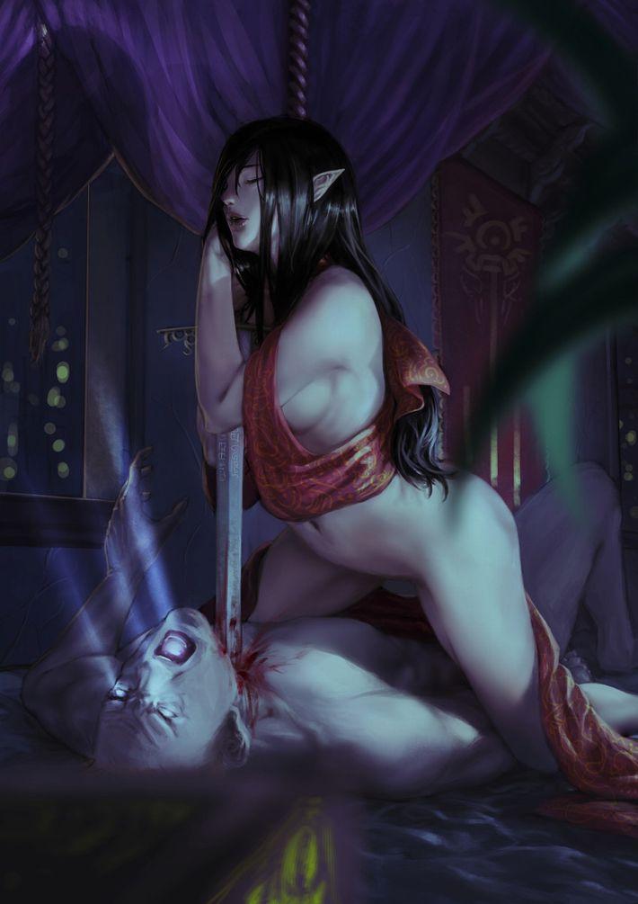 【猟奇的な彼女】女の子が人を殺めている二次逆リョナ画像【24】