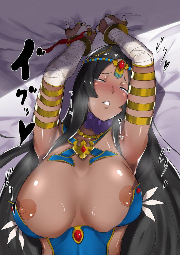 【Fate/GrandOrder】シェヘラザードのエロ画像【2】