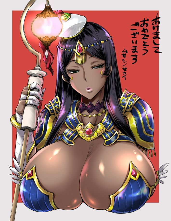 【Fate/GrandOrder】シェヘラザードのエロ画像【12】
