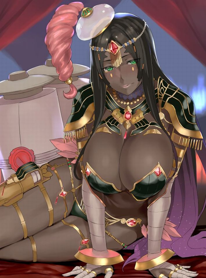 【Fate/GrandOrder】シェヘラザードのエロ画像【14】