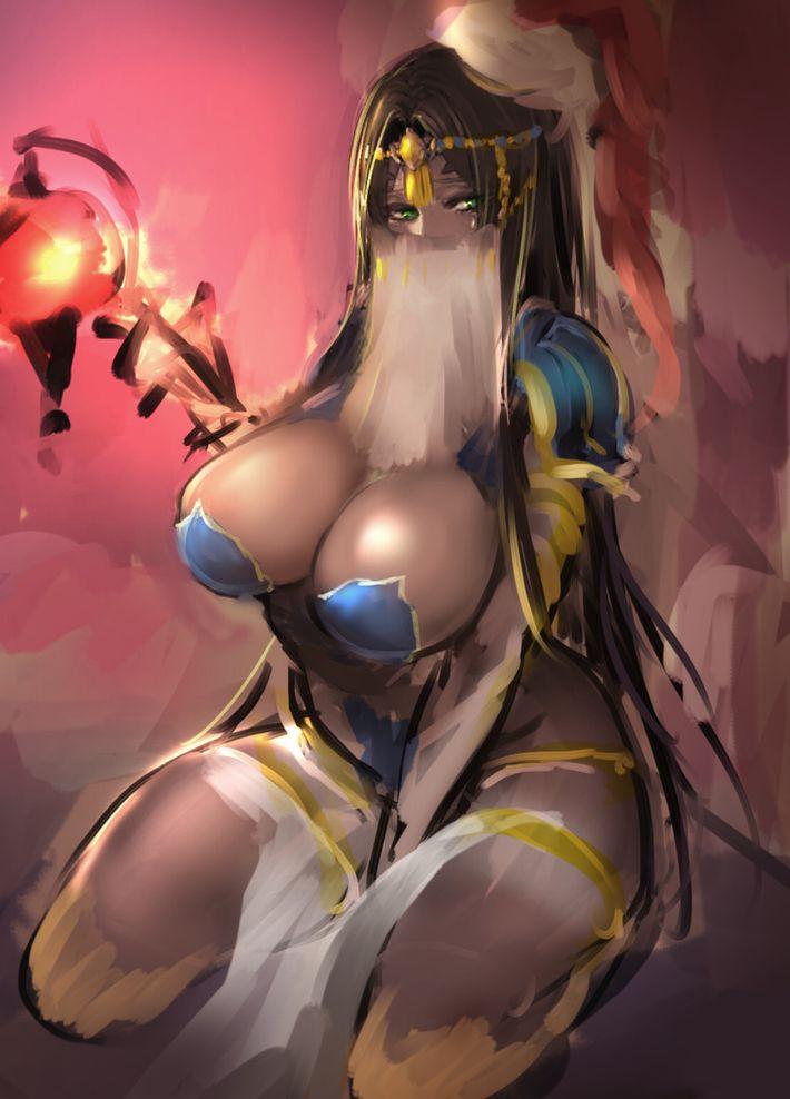【Fate/GrandOrder】シェヘラザードのエロ画像【16】
