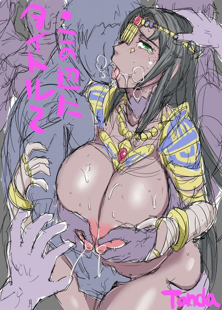【Fate/GrandOrder】シェヘラザードのエロ画像【24】