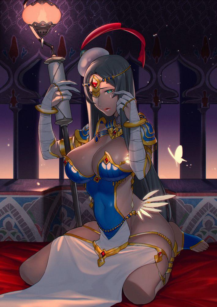 【Fate/GrandOrder】シェヘラザードのエロ画像【35】