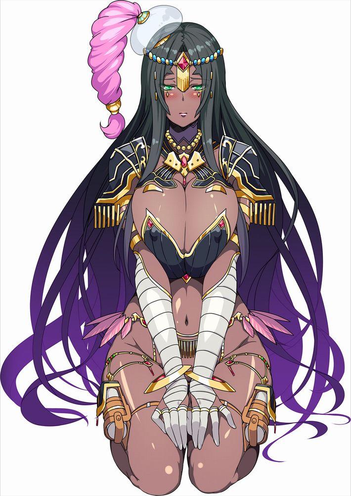 【Fate/GrandOrder】シェヘラザードのエロ画像【39】
