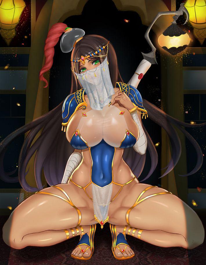 【Fate/GrandOrder】シェヘラザードのエロ画像【48】