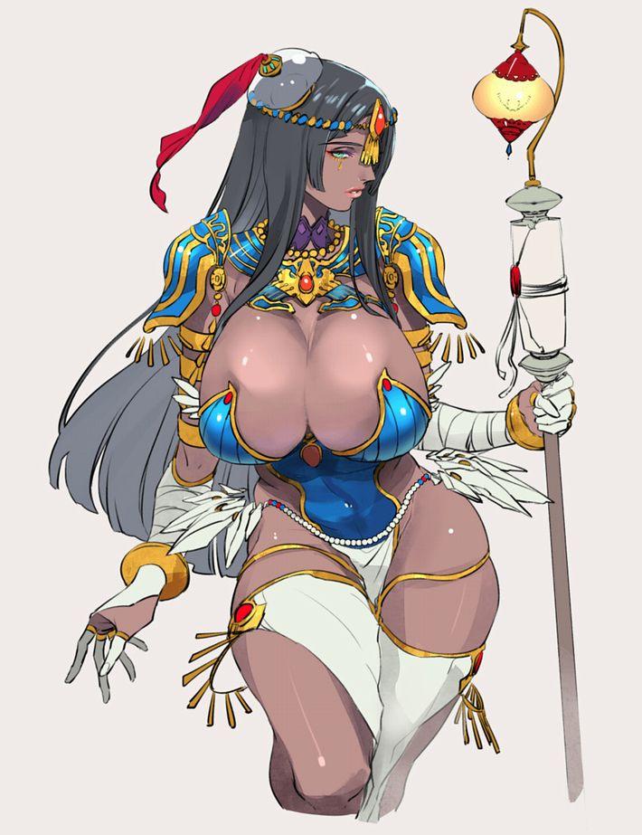 【Fate/GrandOrder】シェヘラザードのエロ画像【49】