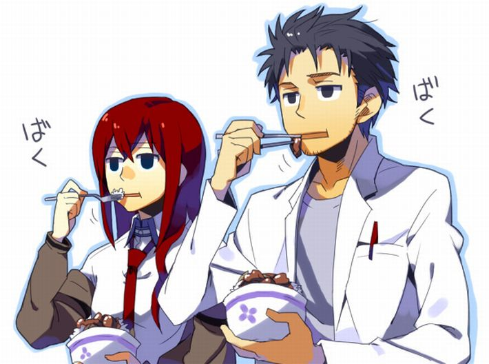 【エンペラー牛丼は】牛丼食べてる女の子達の二次画像【有りません】像【9】