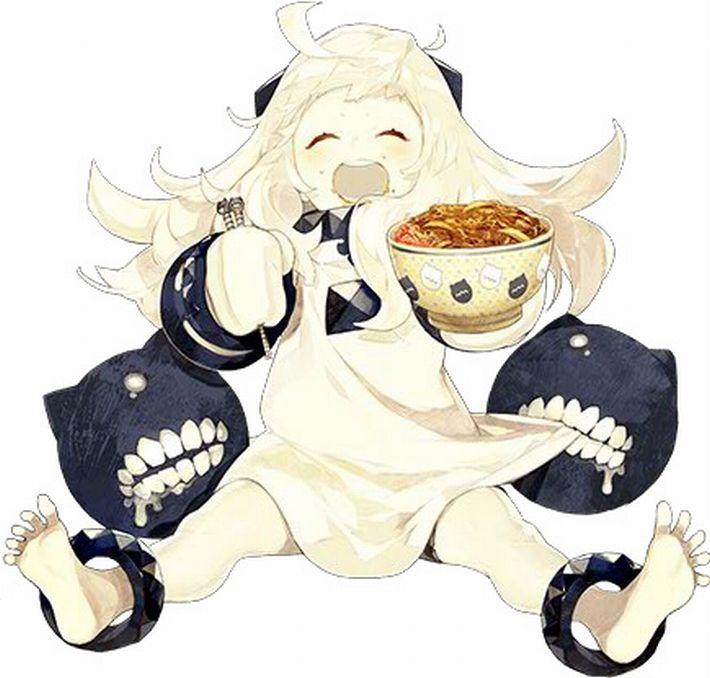 【エンペラー牛丼は】牛丼食べてる女の子達の二次画像【有りません】像【39】