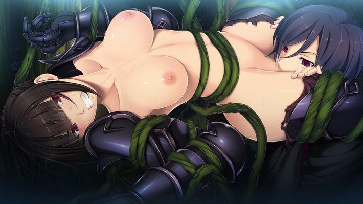 【より恥ずかしい】女の子にマンコを舐められてるレズクンニの二次エロ画像【21】