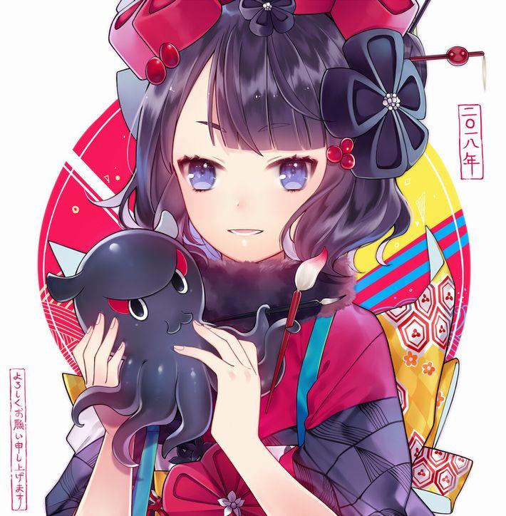 【Fate/GrandOrder】葛飾北斎(かつしかほくさい)のエロ画像【30】