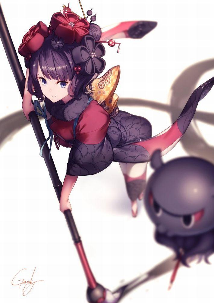 【Fate/GrandOrder】葛飾北斎(かつしかほくさい)のエロ画像【57】
