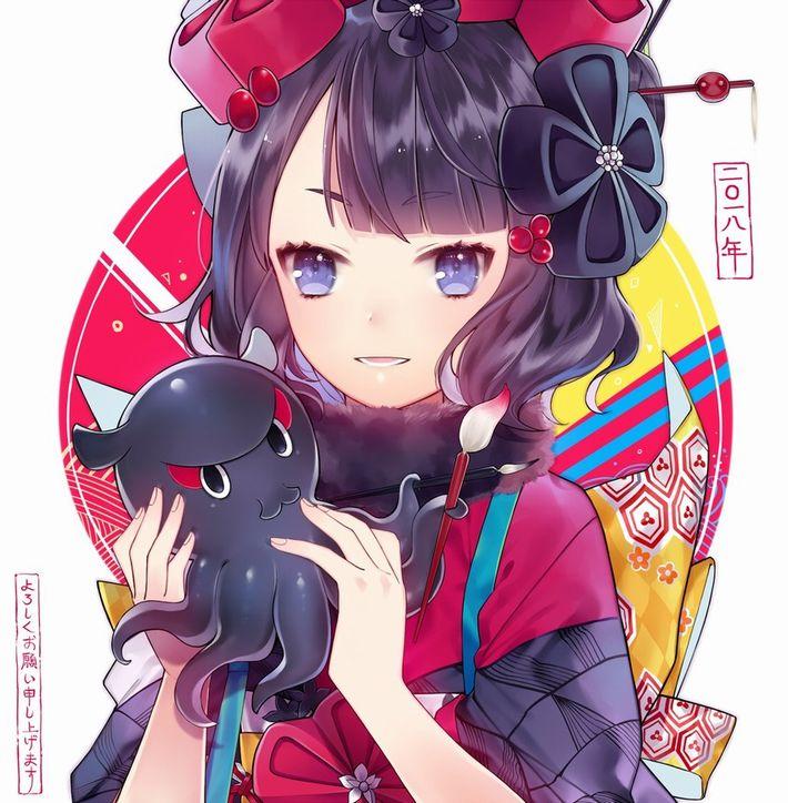 【Fate/GrandOrder】葛飾北斎(かつしかほくさい)のエロ画像【70】
