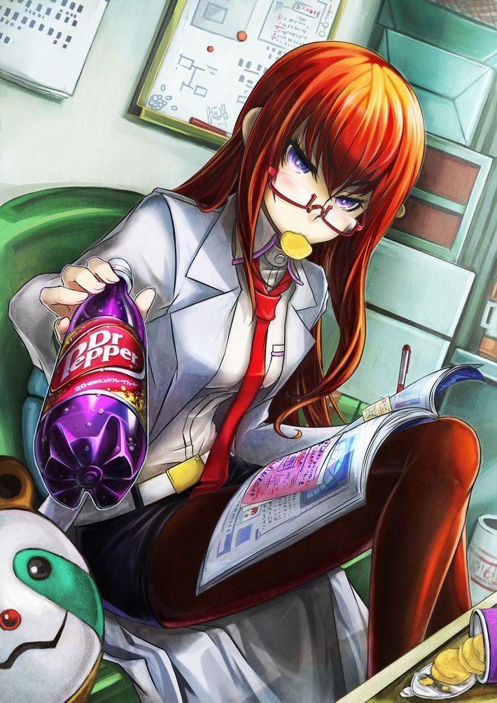 【知的飲料】ドクターペッパー(Dr. Pepper)と女の子の二次画像【26】