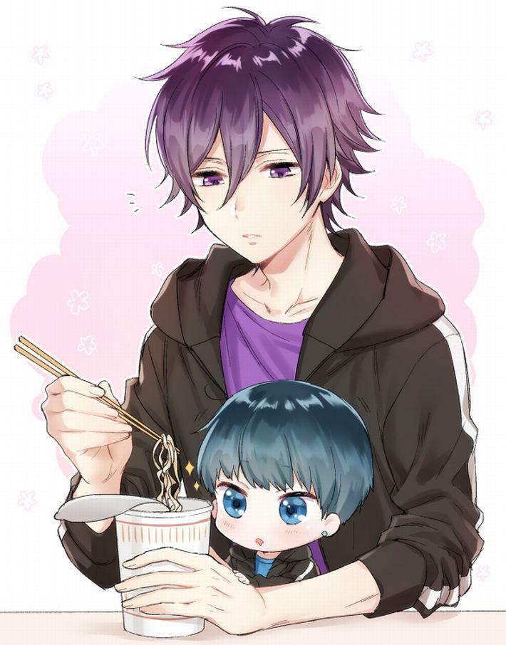 【王道を往く】カップヌードルを食べてる女の子達のエロ画像【19】