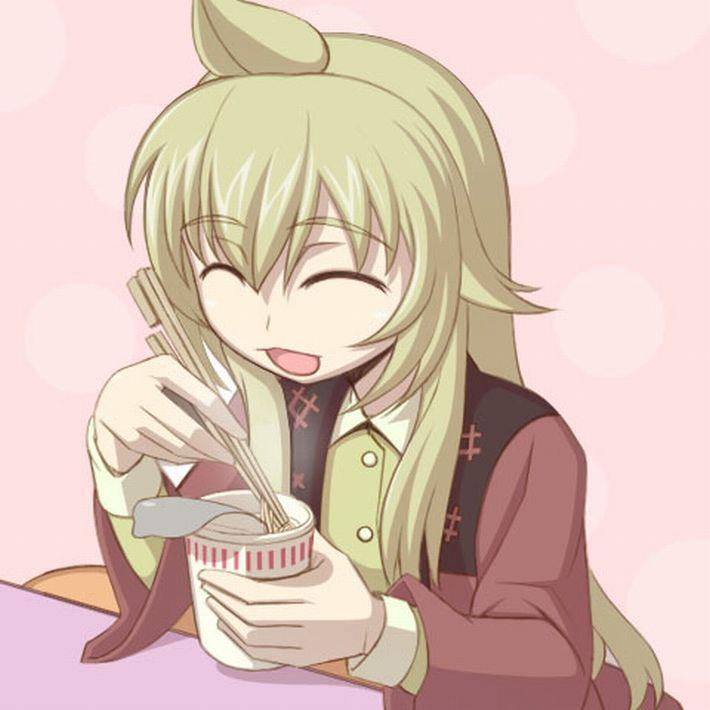 【王道を往く】カップヌードルを食べてる女の子達のエロ画像【28】