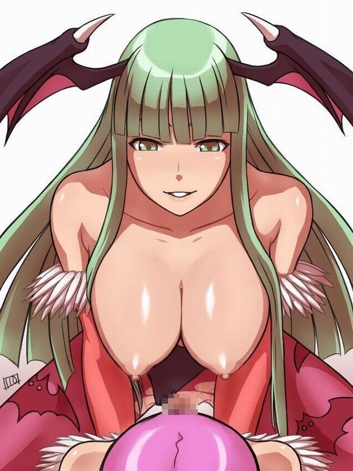 【真冬の夜の淫魔】サキュバスとか悪魔っ子の二次エロ画像【第二章】【39】