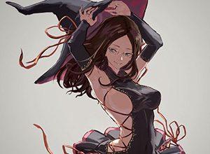 【Fate/GrandOrder】ダ・ヴィンチちゃんのエロ画像