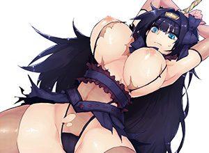 【アイエエエエ! ニンジャ!?】女忍者がおっぱい見せてるだけの二次エロ画像【ニンジャナンデ!?】