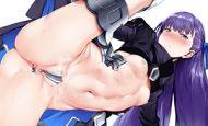 【Fate/GrandOrder】メルトリリスのエロ画像