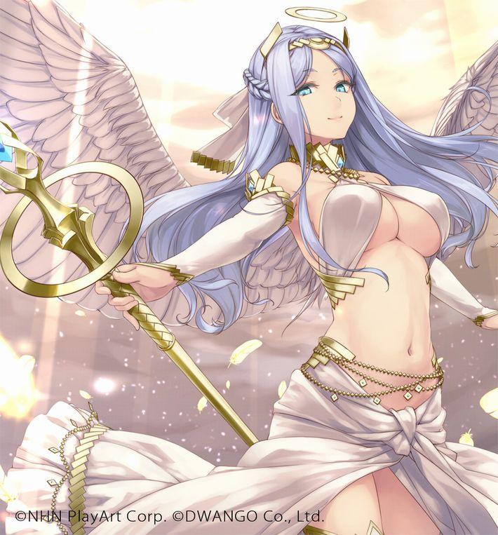 【私ハリフキダシ見ると】天使の二次エロ画像【死んでしまいます】【19】